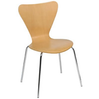 Reality Beech Cafe Chair hire