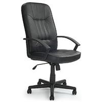 Buckingham Executive Leather Swivel Chair hire