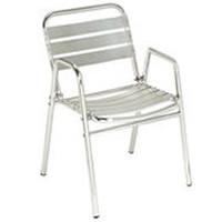 Alfresco aluminium armchair hire