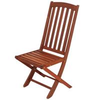 Hardwood Folding Chair hire