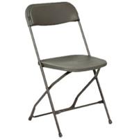 Linking Samson Folding Chair hire