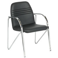 Linking Leather Chair hire