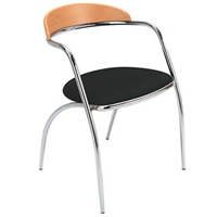 Fiorenzo Beech Backed Chair hire