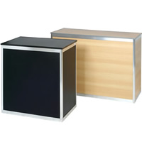 1.5m Sales counter with shelf hire