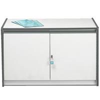 Low lockable cupboard hire