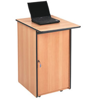 Lockable Computer Workstation hire