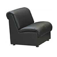 Buckingham Leather Chair hire