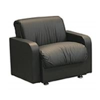 Buckingham Leather armchair hire