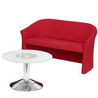Remus Two Seater Sofa hire