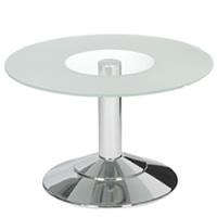 Venezia Glass Coffee Table hire