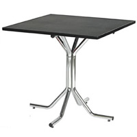 Artemis 2'6'' Square Table hire