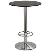 2'6'' Omega Poseur Bar Table hire