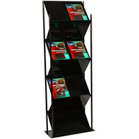 A3 7 Sided Literature Stand hire