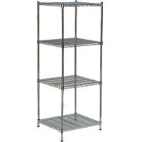 4-shelf cubic display hire